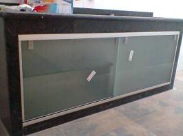 Fechamentos em Vidro e/ou Alumínio
